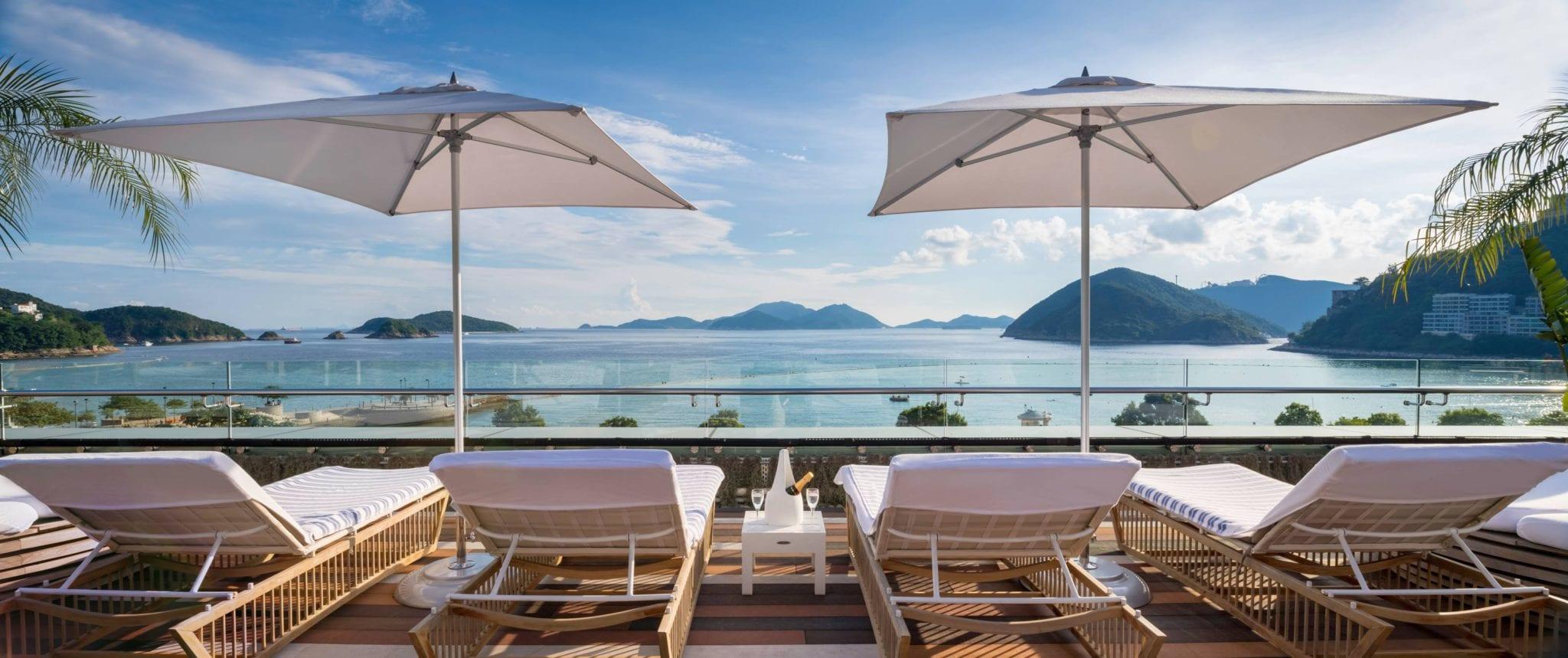 spiaggia, hong kong, bar, spiaggia privata