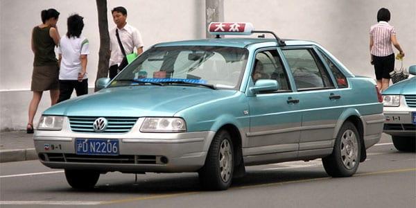 cina taxi truffa