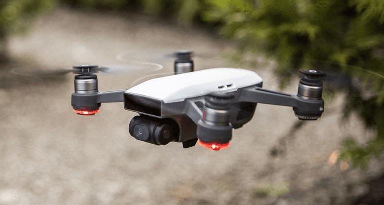 SPARK DJI DRONE