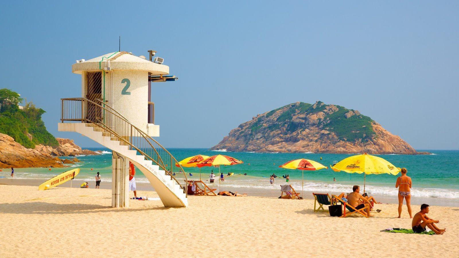 spiaggia hong kong, mare hong kong, hong kong beach