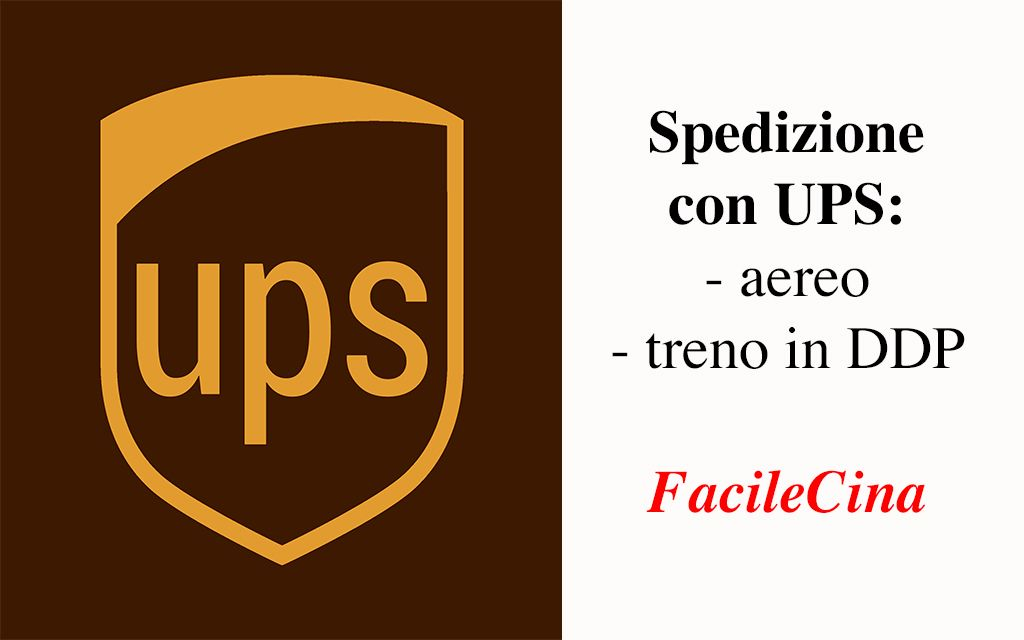 UPS-SPEDIZIONE